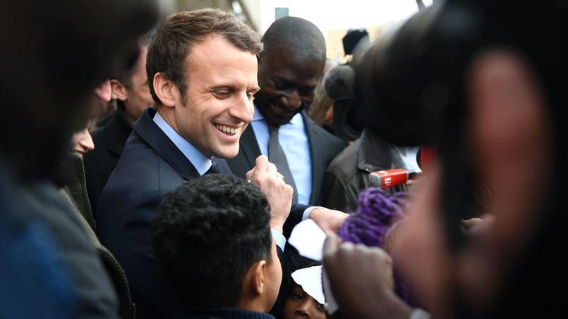 [Sondage] Macron et Le Pen à égalité au premier tour
