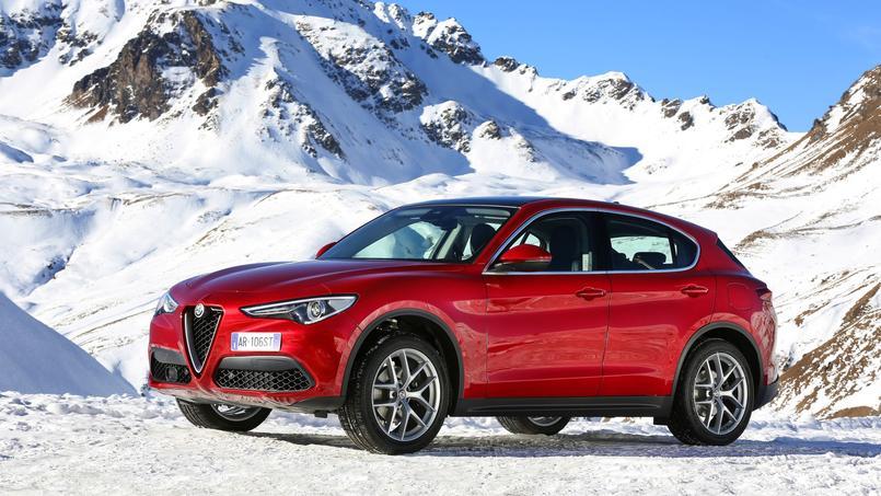 C'est du nom du plus haut col des Alpes italiennes que la firme milanaise a baptisé son dernier SUV, le Stelvio.
