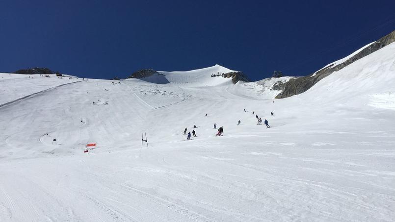 Le risque d'avalanche reste élevé pour les prochains jours — Alpes du Nord