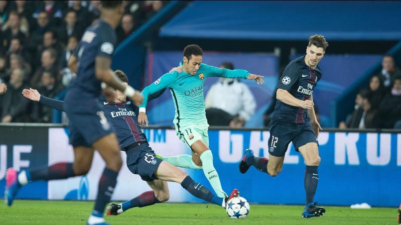PSG - FC Barcelone le 14 février dernier (4-0)