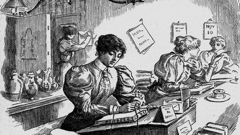 Gravure de 1897.