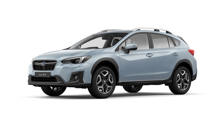 La nouvelle Subaru XV affiche une longueur de 4,46 m et une hauteur de 1,61 m.