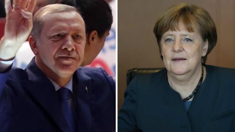 Crise entre Berlin et Ankara : Erdogan défie l'Europe en son coeur