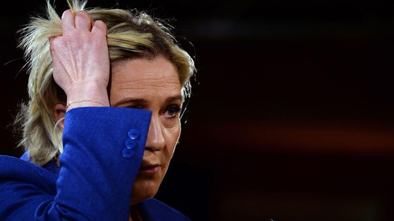 Convoquée, Marine Le Pen ne s'est pas présentée chez le juge