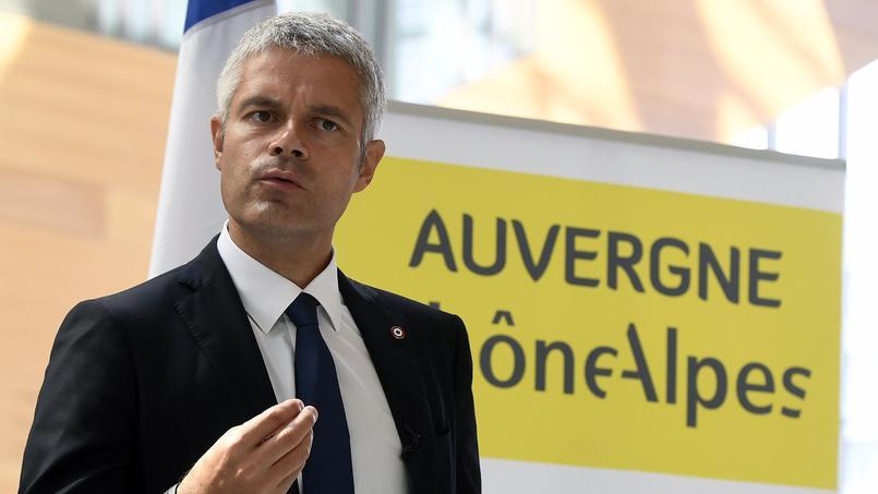 Laurent Wauquiez a été sommé par le préfet de la région de renoncer à sa «clause Molière».