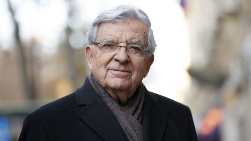L'ancien ministre souverainiste Jean-Pierre Chevènement