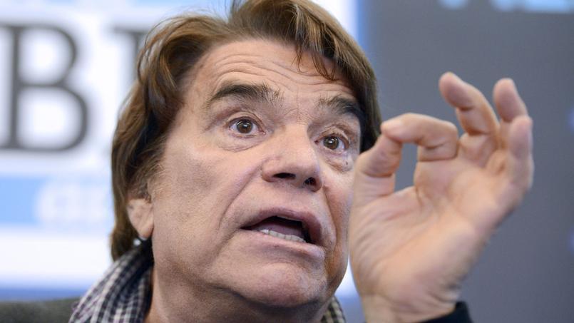 L'homme d'affaires a touché 404 millions d'euros pour régler son litige avec le Crédit lyonnais en 2008