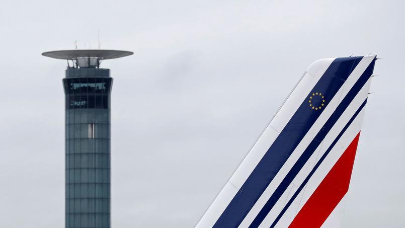 Lundi, moins de 5% des vols ont été annulés au niveau national.