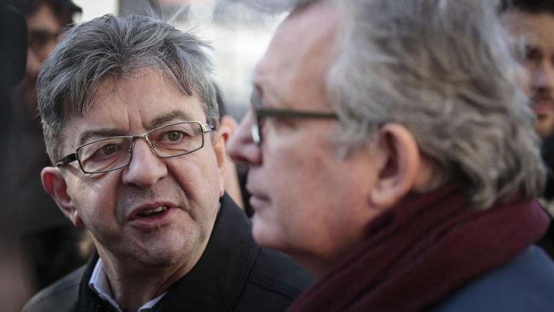 RPT-Jean-Luc Mélenchon dit avoir réuni 500 parrainages