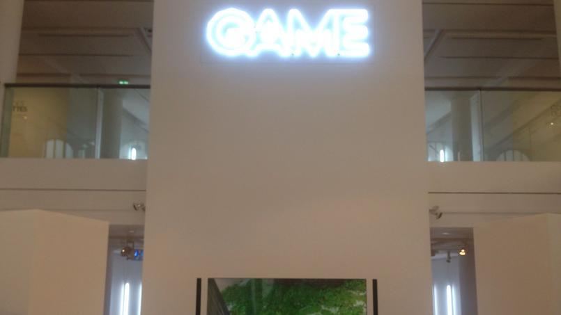 Jeux vidéo : découvrez en direct l'exposition Game à l'Espace Fondation EDF