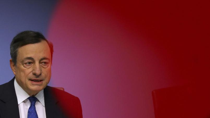 Pour Mario Draghi, «l'euro est irrévocable»
