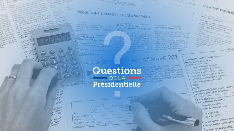 Présidentielle: faut-il en finir avec l'ISF?