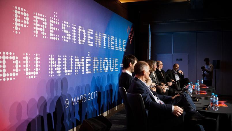 Les candidats à la présidentielle à l'épreuve du numérique
