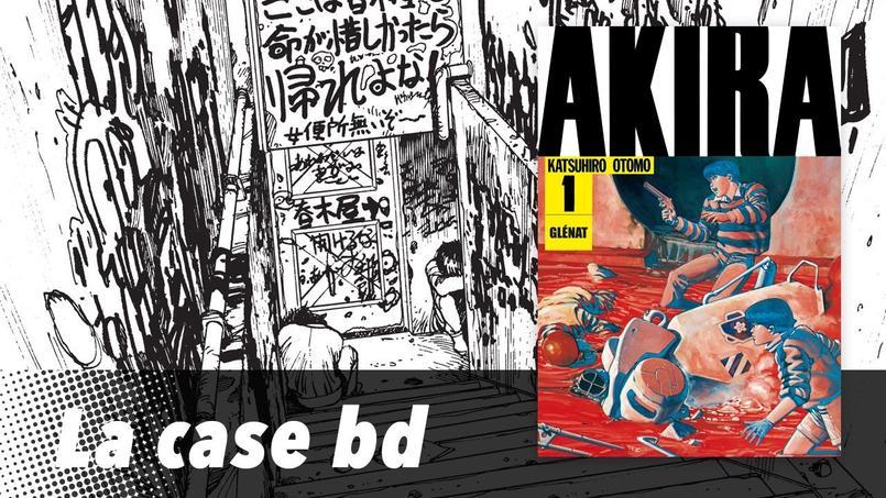 AKIRA © MASH.ROOM Co., Ltd./ Kodansha Ltd.