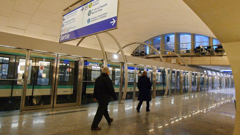 La RATP va introduire dans le futur la végétalisation dans le métro parisien