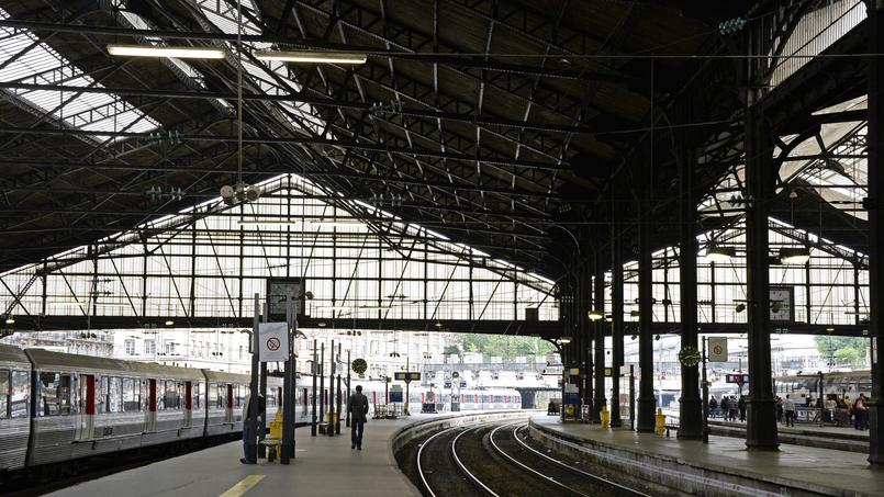 Le drame s'est déroulé dans la nuit de vendredi à samedi, gare Saint-Lazare à Paris.