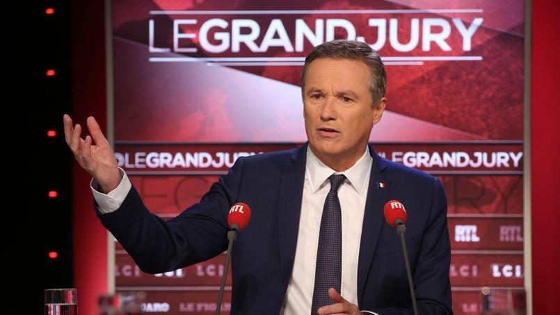 Dupont-Aignan. La présidentielle devient un référendum sur l'intégrité