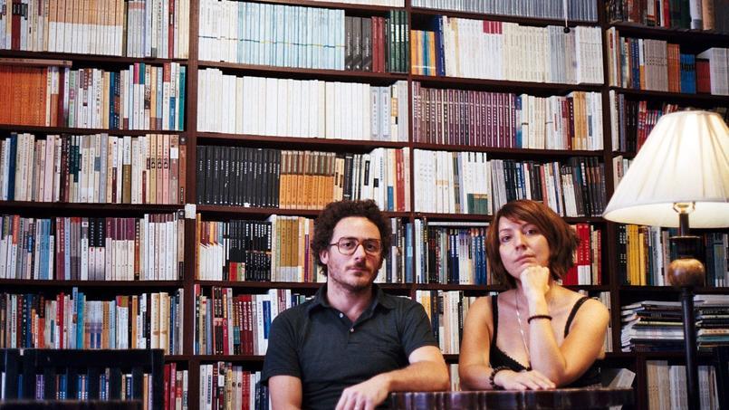 Madeleine & Salomon, alias Clotilde Rullaud et Alexandre Saada, au Sunset le 17 mars.