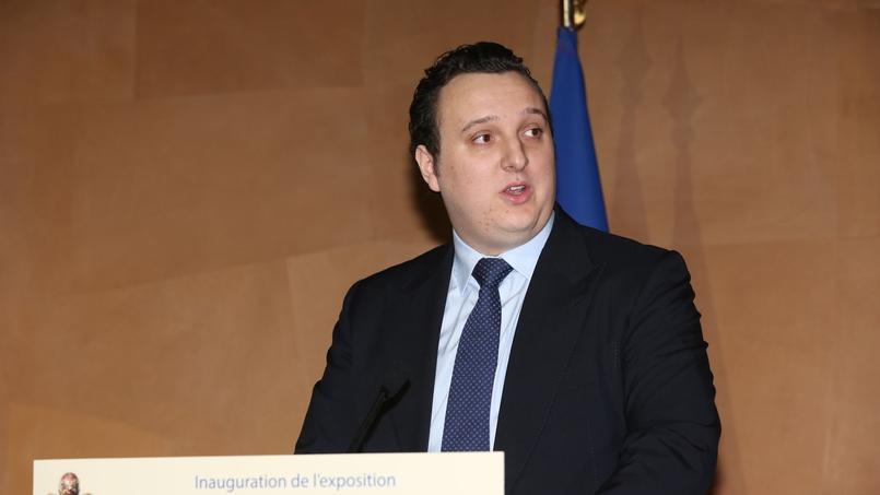 Martin, le petit-fils de Jacques Chirac, milite pour Emmanuel Macron
