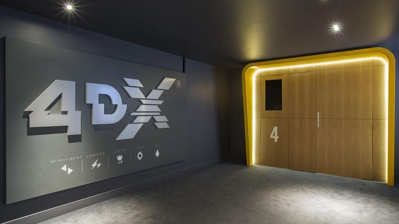 Pathé la Villette ouvre la première salle 4DX en France