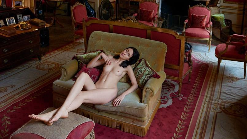 «Femme lascive», Paris, 2014.