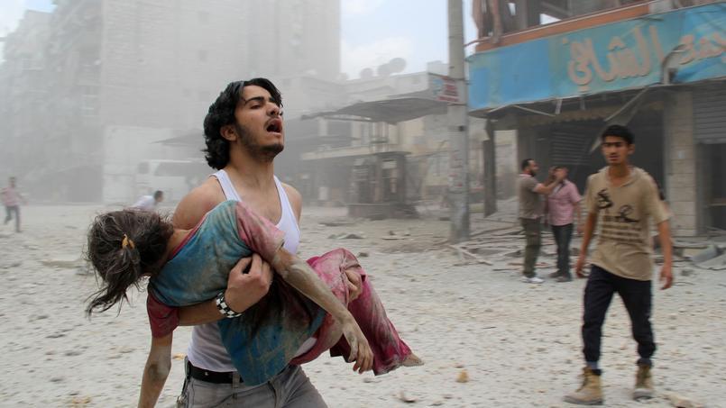 Syrie : l'UNICEF dénonce la profonde souffrance dont souffrent les enfants