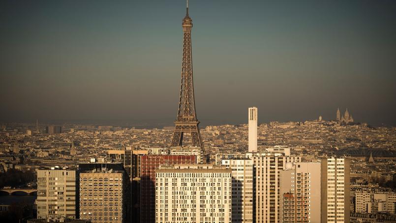 Un pic de pollution prévu mardi — Paris