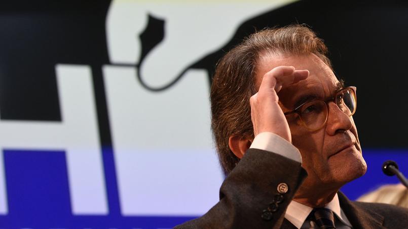 Catalogne : l'indépendantiste Artur Mas condamné à deux ans d'inéligibilité