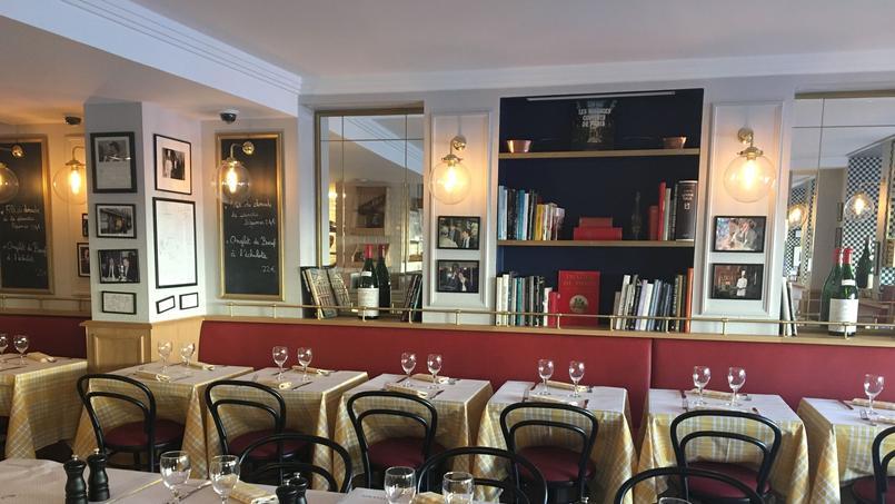 La Rôtisserie d'Argent: une belle réussite d'André Terrail
