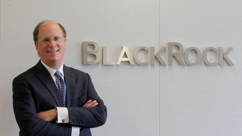 Larry Fink, président de BlackRock, en mai 2016.