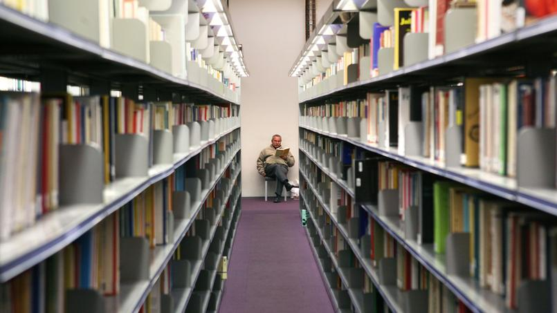 Les professeurs et élèves du collège de Banon prennent chaque jour une pause de quinze minutes pour ouvrir un livre.