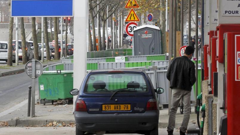 Le gazole s'est replié de 2,9 centimes depuis une semaine, pour coter 1,264 euro.