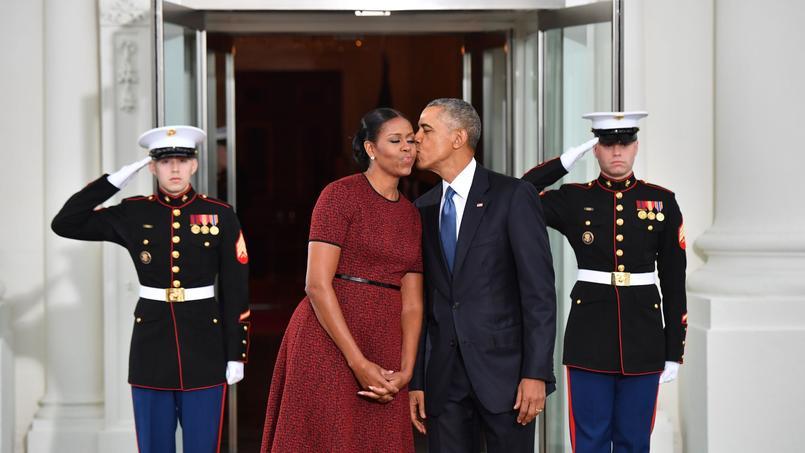 La maison d'édition Fayard a acheté les droits de traduction des prochains livres de Barack et Michelle Obama
