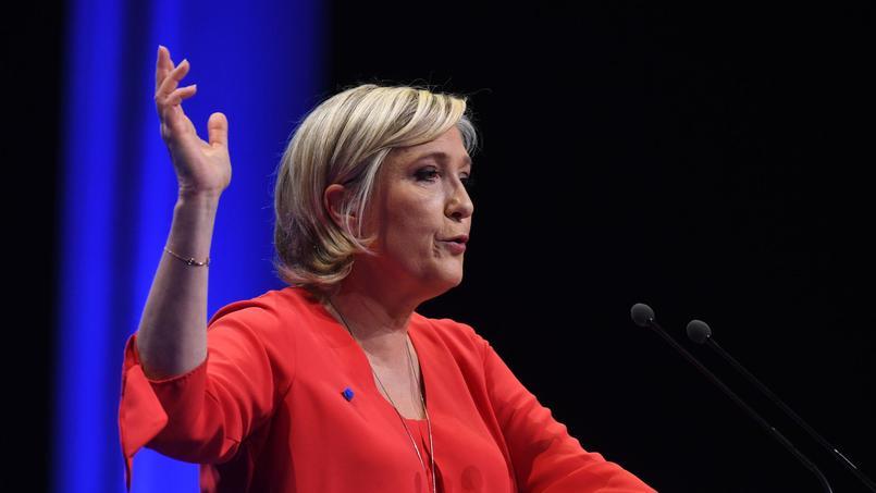 Marine Le Pen à Châteauroux ce samedi