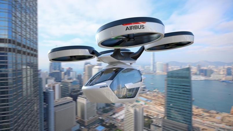 Airbus Ital Design Pop.Up.