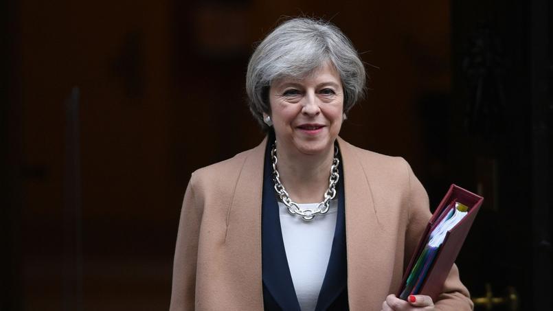 Ces chiffres confortent le gouvernement de Theresa May chargé de mener à bien la sortie du Royaume-Uni de l'Union européenne.