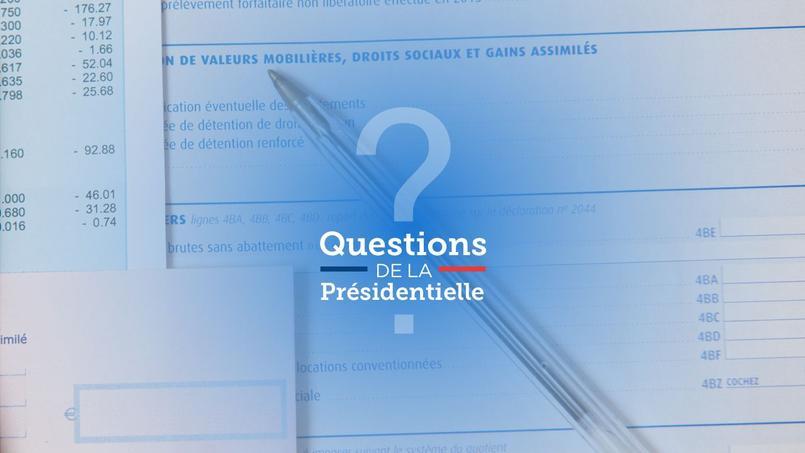 Présidentielle: faut-il réformer l'impôt sur le revenu?