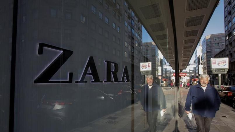 Un magasin Zara en Espagne. (Crédit: Miguel Vidal, Reuters.)