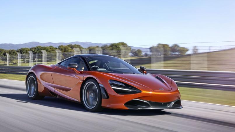 McLaren annonce que la 720S progresse autant en facilité d'usage au quotidien qu'en performance pure.