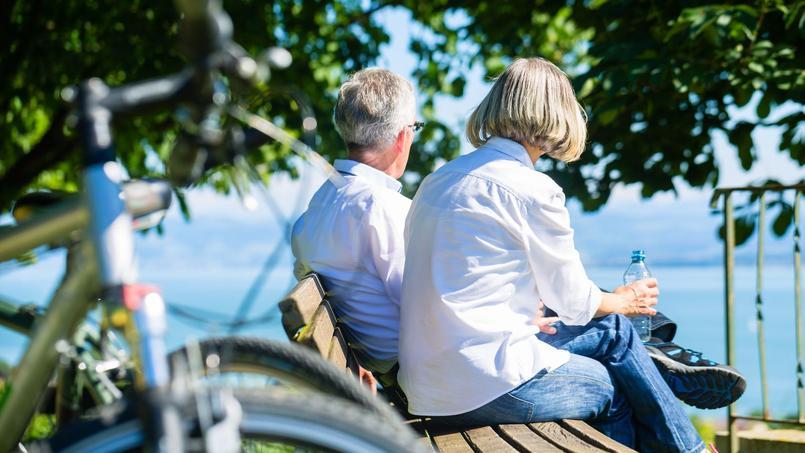 Les hospitaliers sont en retraite le plus tôt, à 59,3 ans (soit 4,1 années de plus qu'en 2002).
