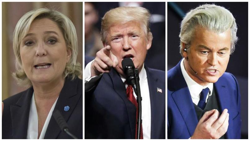 Vincent Coussedière: «Le retour des peuples dépasse les partis populistes»