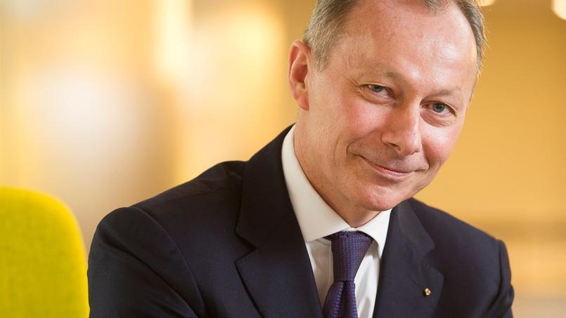 Thierry Bolloré, directeur délégué à la compétitivité.