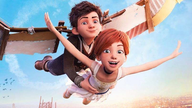 Sorti en France en décembre, le film d'animation «Ballerina» a engrangé plus de 1,8 million d'entrées dans l'Hexagone.