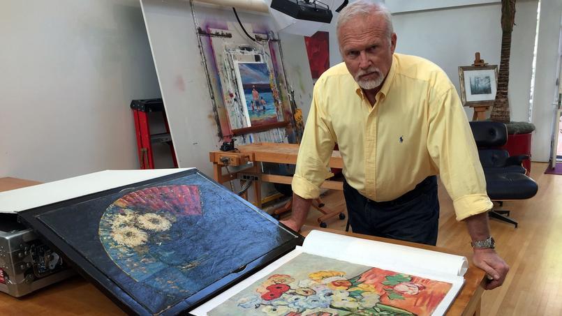 À Los Angeles, Steve Meadows est convaincu de détenir des peintures de Van Gogh et a pu les faire expertiser au musée d'Amsterdam.