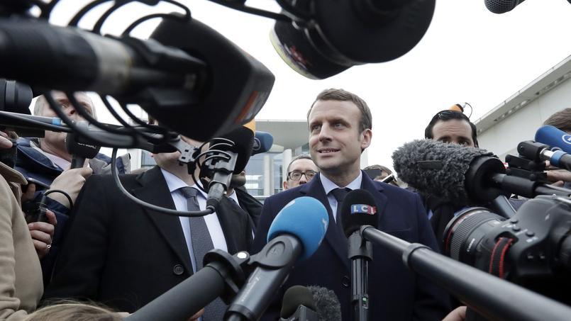 Mathieu Bock-Côté: «Macron ou l'alliance du gauchisme culturel et du libéralisme»
