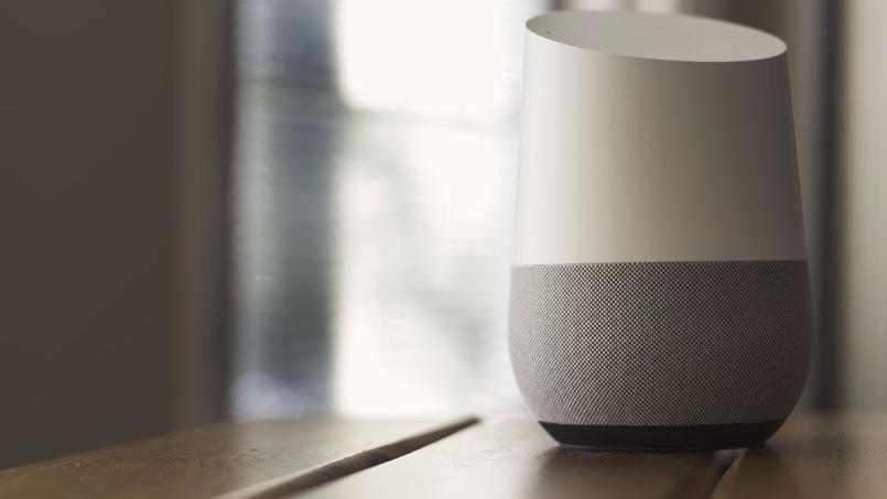 L'assistant vocal Google Home se déclenche au son de «Ok Google» suivi d'un ordre. Crédits: Flickr CC/ NDB Photos