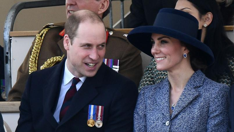 Où croiser Kate et William ce week-end à Paris ?