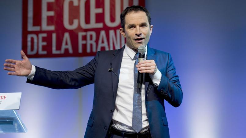 Benoît Hamon veut créer un «arc d'alliances des gauche européennes».