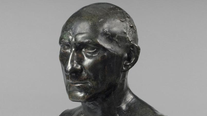 À l'occasion du centenaire de la mort de Rodin, Le Figaro Hors-Série fait un nouveau tirage exceptionnel de son numéro «Auguste Rodin, la sculpture au coeur». Jean-Baptiste Rodin, par Rodin, 1860