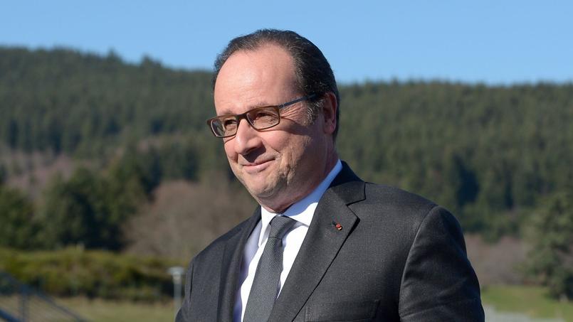 «Je sais que je peux toujours compter sur Le Figaro pour soutenir mon action», a pointé François Hollande avec humour.